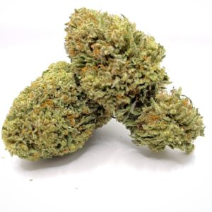 Three Kings Bubba Kush Hemp Flower on East Coast Herbalist shop page