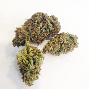 Lifter Hemp Flower Product Pic on East Coast Herbalist Shop Page